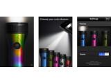 Bild: Nicht nur im Zelt ist eine Taschenlampen-App ein nützlicher Helfer.