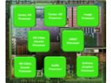 Bild: Nvidias Tegra 2-Chip besteht aus acht spezialisierten Prozessoren. (Billd: Nvidia)