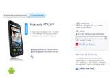 Bild: O2 nennt einen Preis für das Motorola Atrix.