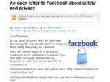 Bild: In dem offenen Brief an Facebook beschreibt Sophos drei Ansätze für die Verbesserung der Sicherheit.