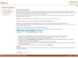 Bild: Office 365 fordert zur Bestätigung zahlreiche DNS-Einstellungen an.