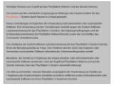 Bild: Offizielle Stellungnahme: Sony schließt Benutzer gehackter PS3-Konsolen von Playstation Network und Qriocity aus.