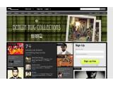 Bild: Im Oktober 2010 hat MySpace seine Webseite mit einem neuen Design aufgefrischt.