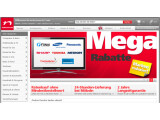 Bild: Der Online-Shop von Neckermann war von dem Hacker-Angriff nicht betroffen.