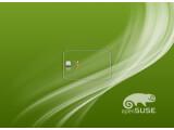 Bild: openSUSE ist eine Linux-Distribution, die freie Programme und Treiber zur Verfügung stellt.