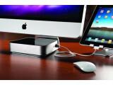 Bild: Optisch und von den Anschlüssen her ist das Iomega Mac Companion Hard Drive für Apple-Nutzer optimal.