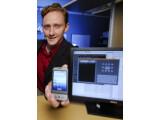 Bild: Patrick Traynor und sein Team haben den Beschleunigungsmesser eines Smartphones in ein Spionage-Gerät verwandelt.