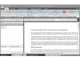Bild: PDF Professional ermöglicht die Nachbearbeitung von PDF-Dokumente.