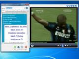 Bild: Per Sopcast lassen sich die Medienstreams auf dem eigenen Rechner abspielen.
