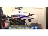 Bild: Die Polizei von Texas wird künftig eine Drone auf Verbrecherjagd benutzen.