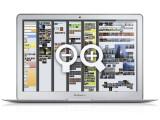 Bild: Raskin ermöglicht eine ganz neue Sicht auf den Mac.