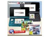 Bild: Real bietet den Nintendo 3DS in Kombination mit einem Spiel an.