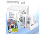 Bild: Real bietet diese Woche ein Wii Bundle mit Mario Kart, Soundstation und einem Baseball-Spiel an.