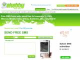 Bild: Recht kostengünstiger SMS-Versand, unter Skebby-Nutzern sogar gratis.