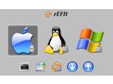Bild: rEFIt erleichtert die Installation von Windows, Linux, FreeBSD und Co. erheblich.