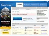 Bild: Registry Booster überprüft die Windows-Registrierung auf Fehler.