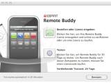 Bild: Remote Buddy kann zahlreiche Programme unter Mac OS X steuern.