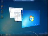 Bild: RemoteFX ermöglicht Windows Aero nun auch in RDP-Programmen.