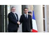 Bild: In der Residenz von Sarkozy werden Filme und Musiktitel illegal heruntergeladen.