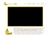 Bild: Für rund sechs Euro ist die AirPlay-Zusatzsoftware Banana TV der Entwicklerin Ericqa Sadun erhältlich.