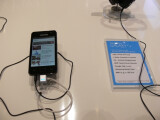 Bild: Samsung präsentiert den Media Player Galaxy S WiFi 3.6.
