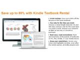 Bild: Schüler und Studenten aus der USA können Kindle-Bücher bei Amazon ab sofort auch ausleihen.