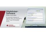Bild: SiteAdvisor bindet sich in alle wichtigen Browser ein.
