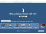 Bild: SmartConverter wandelt praktisch jede Datei auf dem Mac um.