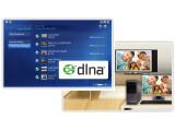 Bild: SoftDMA kann auf alle Server mit DNLA-Zertifizierung zugreifen.