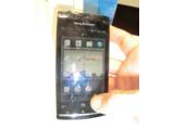 Bild: Sony Ericsson präsentierte auf der CES das Xperia Arc.