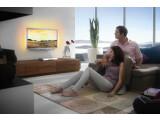 Bild: Sorgenfreier TV-Konsum: AAC-Metadaten beseitigen nervige Lautstärkeunterschiede.