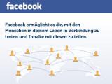 Bild: Soziale Netzwerke werden von Millionen Menschen genutzt. Mittlerweile greifen auch Ermittlungsbehörden drauf zu.