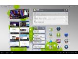 Bild: Der Startbildschirm von Android 3.1