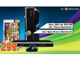 Bild: Statt Mediamarkt bietet jetzt Saturn die Xbox 360 mit Kinect im Bundle an.