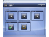 Bild: Steganos Safe packt wichtige Daten in einen verschlüsselten Safe.