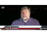 Bild: Steve Wozniak zeigte sich in einem Interview sichtlich geschockt vom Tod seines Freundes Steve Jobs.