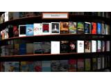 Bild: Stöbern wie in einem Buchladen: Chrome Experiments stellt ein virtuelles Bücherregal mit 10.000 Titeln bereit.