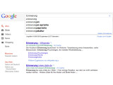 Bild: Suchmaschinen wie Google haben Einfluss darauf, was und wie wir erinnern.
