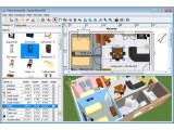Bild: Bei Sweet Home 3D kann die Zimmereinrichtung mit dem Computer geplant werden.