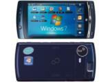 Bild: Symbian oder Windows 7: Das Fujitsu Loox F-07C kommt mit beiden Betriebssystemen zurecht.