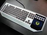 Bild: Diese Tastatur für Star Wars - The Old Republic bietet auch Switchblade-Tasten.