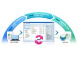 Bild: ThinkFree unterstützt den automatischen Datenabgleich mit Windows.