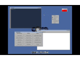 Bild: Tiny Core bietet trotz der geringen Größe einen grafischen Desktop.