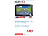 Bild: Das TomTom-Navigationsgerät bieten Online-Händler etwas günstiger an als Real.