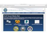 Bild: ToopTube wurde durch den DoD Social Media Hub ersetzt.