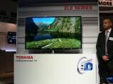 Bild: Toshibas neuer 3D Fernseher wurde auf der IFA in Berlin präsentiert