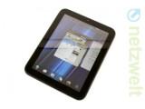 Bild: Das TouchPad mit webOS wird es nicht mehr geben, möglicherweise kehrt das Tablet aber mit Windows 8 zurück.