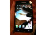 Bild: Die Touchwiz-Oberfläche erlaubt auf dem Galaxy Note auch das Starten von Apps vom Sperrbildschirm.