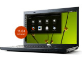 Bild: Für die Ubuntu-Werbung muss der langjährige Partner Dell herhalten.