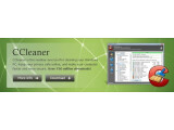 Bild: Das Update für CCleaner bringt bessere Unterstützung für Mozilla Firefox 7 und die Beta 8.